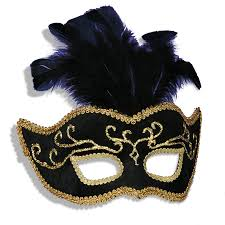 Halloween Half Masks by Masquerades Masks Made With Plastic Masquerade Masks