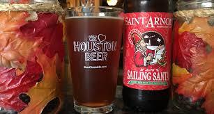 St Arnolds Pumpkinator 2017 by Sailing Santa Saint Arnold Beer Chronicle Houston Craft Beer