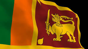 National Flag SRI Sri Lanka