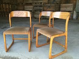 chaise traineau baumann chaises traineau de baumann et aussi extérieur inspirations