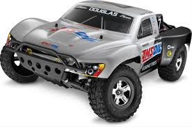 100 Slash Rc Truck Traxxas VXL Brushless RTR RC S 5807LSLVR Free Shipping