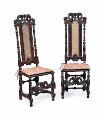 A PAIR OF WIILIIAM III OAK HIGH-BACK CHAIRS | LATE 17TH ... Set Of Six 19th Century Carved Oak High Back Tapestry Ding Jonathan Charles Room Dark Armchair With Antique Chestnut Leather Upholstery Qj493381actdo Walter E Smithe Fniture 4 Kitchen Chairs Quality Wood Chair Folding Buy Chairhigh Chairfolding A Pair Of Wliiam Iii Oak Highback Chairs Late 17th 6 Victorian Gothic Elm And Windsor 583900 Hawkins Antiques Reproductions Barry Ltd We Are One Swivel Partsvintage Wooden Oak Wood Table With White High Back Leather And History Britannica