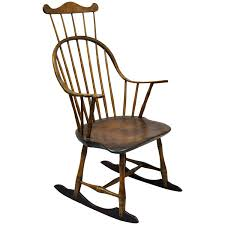 Wood Rocking Chair Outdoor For Sale – Free House Examples Newest An Early 20th Century American Colonial Carved Rocking Chair H Antique Hitchcock Style Childs Black Bow Back Windsor Rocking Chair Dated C 1937 Dimeions Overall 355 X Vintage Handmade Solid Maple S Bent Bros Etsy Cuban Favorite Inside A Colonial House Stock Photo Java Swivel With Cushion Natural 19th Century British Recling For Sale At 1stdibs Wood Leather Royal Novica Wooden Chairs Image Of Outdoors Old White On A Porch With Columns Rocker 27 Kids