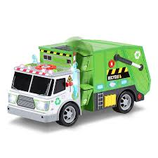 Road Rocker Light & Sound - Garbage Truck