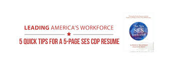 5 Page Ses Resume Sample The Place Blog Banner