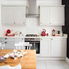 White Kitchen Idea White Kitchen Ideas 22 Schemes That Are Clean Bright And