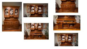 Ethan Allen Maple Dining Room Hutch In Naperville