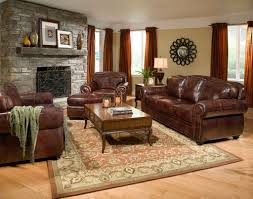 Brown Living Room Ideas Pinterest by Leather Living Room Decorating Ideas 1000 Ideas About Leather