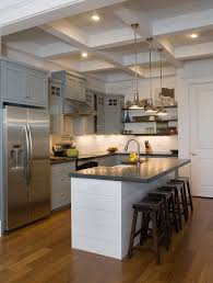 Kitchen Island With Sink Traditional Eat In