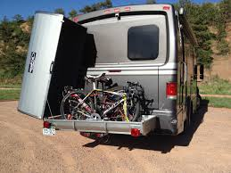 100 Bike Rack For Truck Hitch Enclosed Bicycle Carrier Holds An Easy Three S