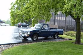 100 Compact Pickup Trucks Curbside Classic 1982 Toyota Truck When S Roamed
