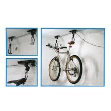 Kayak Hoist Ceiling Rack by Bike Wall Hanging Rack Bicycle Wall Hook Bicycle Display Stand