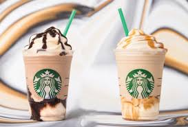 Starbucks Adds 2 New Frappuccinos Ultra Caramel And Triple Mocha