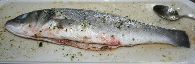 cuisine bar poisson bar ou loup au four aux parfums du maghreb amafacon