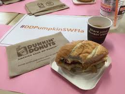 Dunkin Donuts Pumpkin Muffin 2017 by National Coffee Day At Dunkin Donuts September 29th Motherhood