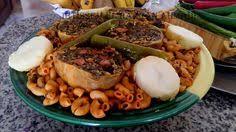 pate a la tunisienne makrouna bil osben pâte a la tunisienne cuisine tunisienne