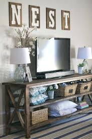 How To Decorate Around A Tv Wall Unit Designs For Living Room India Cozy 124