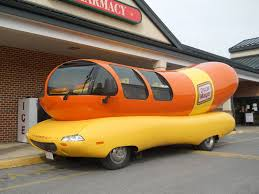 Who Doesn't Love The Oscar Mayer Weinermobile? That's Right - No One ...