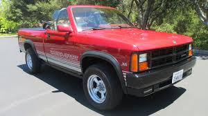 The 1989–91 Dodge Dakota Sport Convertible Was The Drop-top No One ... Meet The Ford Ranger Convertible Youve Never Heard Of 2019 Jeep Wrangler Pickup Truck To Feature Soft Top 2018 Lamborghini Urus Other Body Styles Dodge Dakota Quickcarshots Rm Sothebys 1991 Xlt Skyranger Classic Bmw M3 Is A Christmas Tree Destroyer In Hilarious Ad Pickup But Not A Or Ssr Daily Turismo Blown Hair And Leaf Blowers 1989 Sport Very Rare Skyranger Surfaces On Ebay Convertible Truck Lamoka Ledger