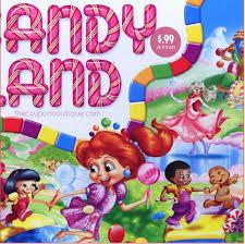 Candy Land At Kmart