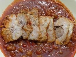 cuisiner rouelle de porc en cocotte minute rôti de porc facile en cocotte minute rôti de porc cocotte minute