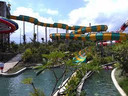 Untuk Anda Yang Senang Bermain Air Jogja Bay Waterpark Punya Banyak Wahana Menarik Bisa Nikmati Di Sini Ada Sekitar 13 Terdiri