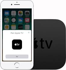 Pair your iOS device or Mac with your Apple TV Apple Support