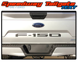 100 Ford Truck Decals F150 Stripes Tailgate Inlay Text Vinyl Graphics Decal SW 2019