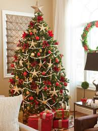 Silver Tip Christmas Tree Artificial by Christmas Tree Themes Hgtv