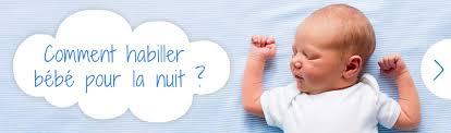 a quel age bébé dort dans sa chambre sommeil de bébé premières nuits du nourrisson aufeminin