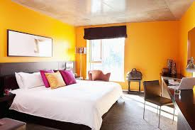 10 Ways To Decorate Your Bedroom With Orange