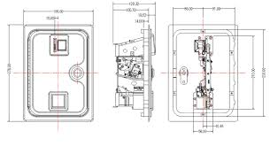X Arcade Mame Cabinet Plans by Arcade Coin Door With Coin Mech Xgaming X Arcade