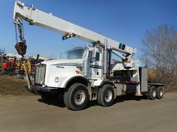 Alaskan Equipment | 2005 Kenworth T800 T/A T/A W/ NATIONAL 1169 BOOM ...