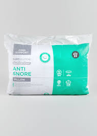 Slumberdown Anti Snore Pillow – Matalan