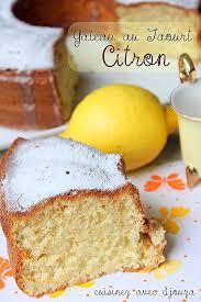 dessert au yaourt nature gateau avec 2 yaourt nature gâteaux et pâtisseries site culinaire