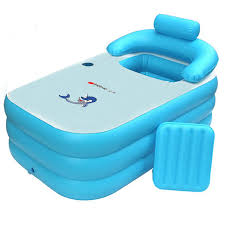 Portable Bathtub For Adults Australia by Pvc Folding Portable Bathtub Inflatable Bath Tub Air Pump No
