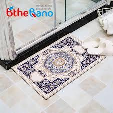 badezimmer rutschfester saugfähiger memory teppich teppich