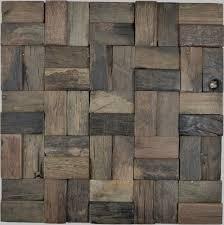 holz mosaik parkett boot wood holz wand küche
