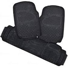 100 Truck Floor Mat Amazoncom Zone Tech 3 Piece Black Universal Fit Premium Quality