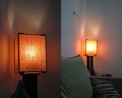 DIY Fabric Lamp Shade