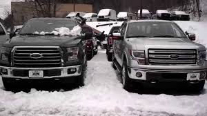 100 Aluminum Ford Truck F150 Body Vs Steel Body YouTube