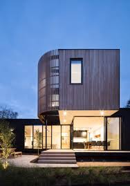 100 Weatherboard House Designs Connor Renwick A Modern Modular Extension Added To A