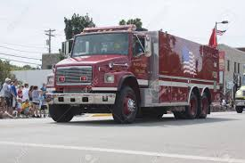 100 Black Fire Truck SEYMOUR WI AUGUST 4 Freightliner Creek Department
