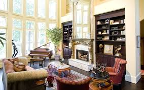 DecorationsElegant French Country Living Room I Love The Plaque Above Mantle Have