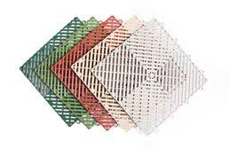 rugged grip loc tiles 盪 five great types of kennel flooring for