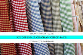 Small Gingham Checks Are So Versatile! Checked Fabrics Are ... Overstockcom Coupon Promo Codes 2019 Findercom Country Curtains Code Gabriels Restaurant Sedalia Curtains Excellent Overstock Shower For Your Great Shop Farmhouse Style Home Decor Voltaire Grommet Top Semisheer Curtain Panel 30 Off Jnee Promo Codes Discount For October Bookit Coupons Yankees Mlb Shop Poles Tracks Accsories John Lewis Partners Naldo Jacquard Lined Sale At The Rink 2017 Coupon Code Valances Window Primitive Rustic Quilts Rugs