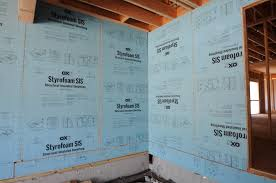 Insulating Cathedral Ceiling With Foam Board by Cool Foam Board Insulation Exterior Wall Room Design Ideas Modern