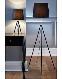 Ashley Furniture Tiffany Lamps by Amazing Tripod Table Floor Lamp Set Of 2 J D Williams Within And