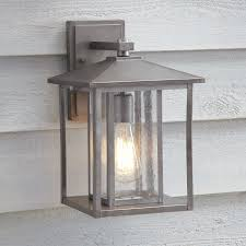 outdoor wall lights and sconces houzz for lighting decorating