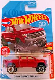 100 Hot Trucks Amazoncom Wheels Mattel 2018 Hw Truck 19 Chevy